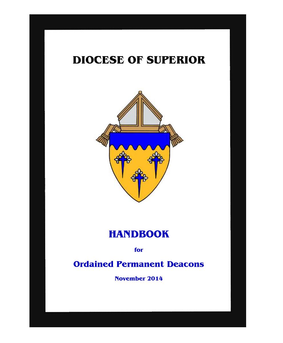 DeaconHandbook